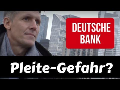 Deutsche Bank: Ist Dein Geld sicher?