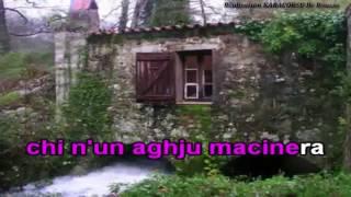 CIOSI Antoine - U mulinaghju . Version karaoké . (Corse)
