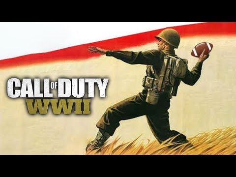 WAR GAMES - COD WW2 Gameplay