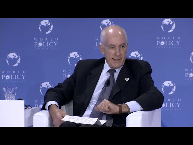 WPC 2018 - Plenary session 6: Religion and politics in China