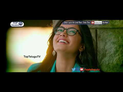 Choosi Chudangane Chalo Movie Video Song || Naga Shaurya, Rashmika Mandanna