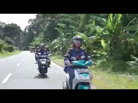 Yamaha Mio S Journey 2017 Kalsel-Kalteng, Bukti Tangguh dan Iritnya Mio S