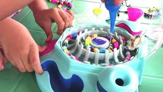 Colour Splasherz Design Station Splash N Style - Create Beautiful Stylish Jewelry - Kids' Toys