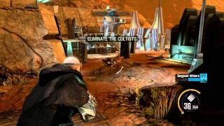 Red Faction: Armageddon Max Settings HD PC Gameplay