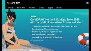 NEW CorelDRAW Home Student Suite X8 Reviews -Best Design Software And Photo Paint Design