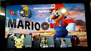 Super Smash Bros. Ultimate Batallas Smash #20