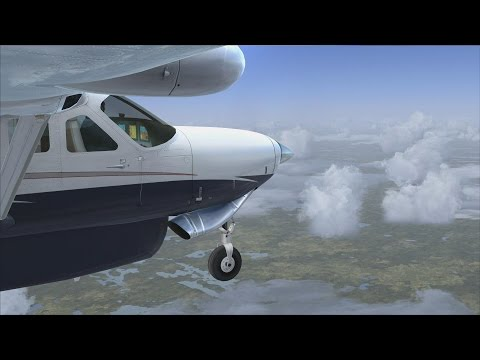 FSX | Around the World Episode #4 - Goose Bay to Nuuk