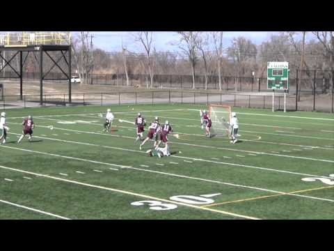 Madsen Twins Sophomore Lacrosse Highlight Video Locust Valley High School