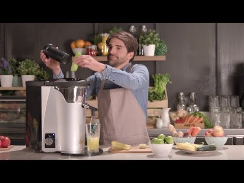 Zumex Multifruit Commercial Juicer [Complete Video]