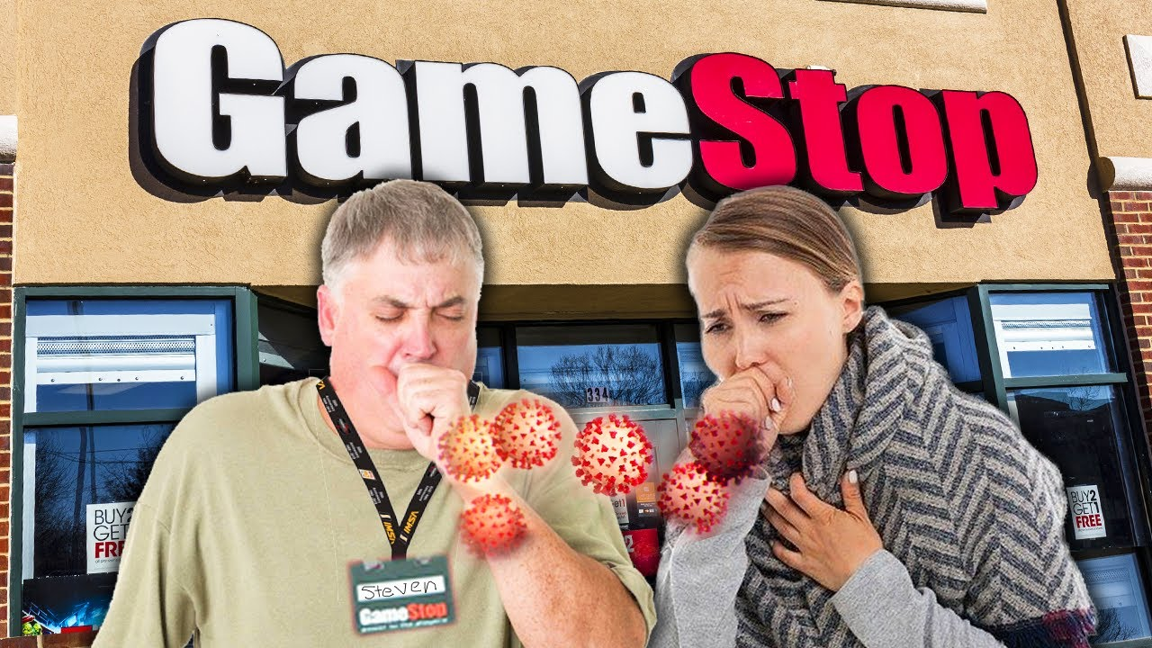GameStop's Exposing People To Coronavirus - Inside Gaming Daily