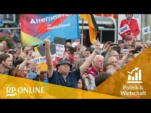 Merkel erntet wüste Beschimpfungen bei Wahlkampfauftritten in Sachsen und Thüringen