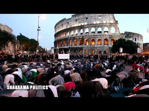 Italy Kicks Out Islam and Bans Mosques