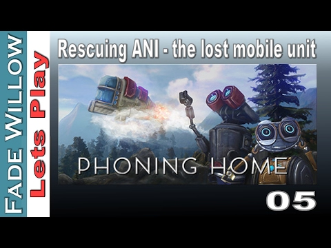 Phoning Home | #05 | ION Travells Through a Portal to Rescue ANI the Lost Mobile Unit |