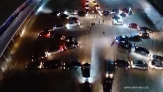 Авто flashmob Кострома 30.12.16 ПУВ44