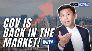 Stop buying HDB flats with COV today. HDB flat prices are likely to drop again, why?
