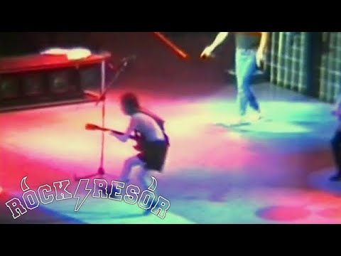 ACDC  Meytalks Scandinavium  Gothenburg, Sweden 1991