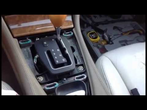 Jaguar 2003 S Type J Gate Stereo Removal Interior Youtube