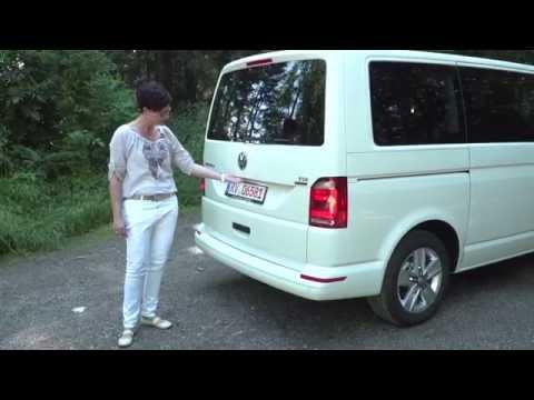VW Multivan T6 2.0TDI, DSG, 4Motion Vorstellung durch Automarkt Dinser