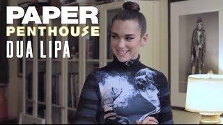 PAPER Penthouse: Dua Lipa Mp3