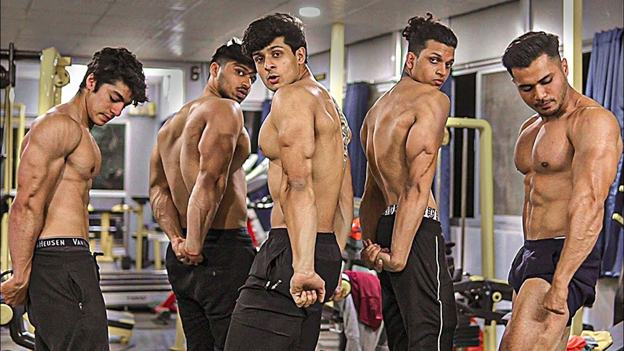 OUR CRAZY WORKOUT SESSION🔥 | New Era of Aesthetics😍