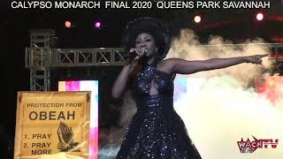CALYPSO MONARCH 2020- Terri Lyons -  Obeah