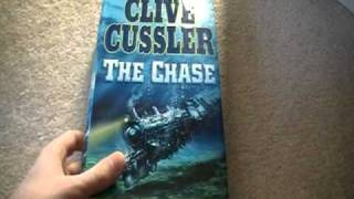 clive cussler book collection