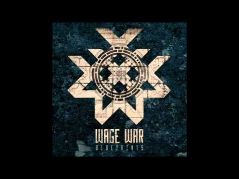 WAGE WAR BLUEPRINTS (FULL DEBUT ALBUM 2015)