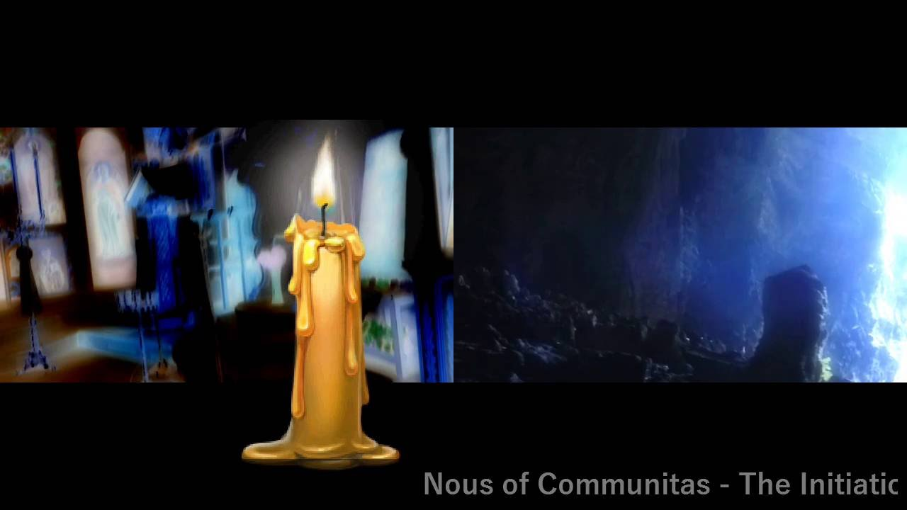 The Initiation Pod - Nous of Communitas