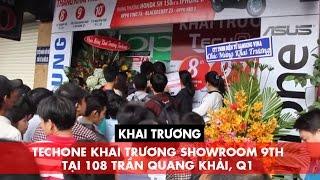 One Channel - TechOne khai trương showroom 9th tại 108 Trần Quang Khải, Q1 - 28-09-2014