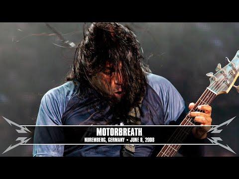 Metallica: Motorbreath (MetOnTour - Nuremberg, Germany - 2008)