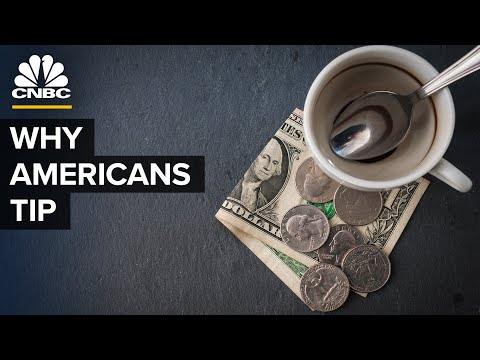 Why Tipping Is An American Custom