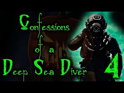 """Confessions of a Deep Sea Diver"" by PizzND 
