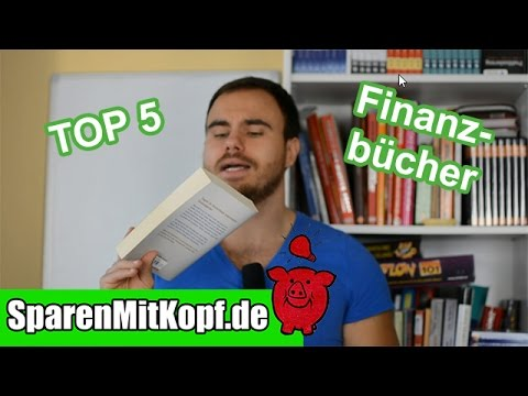 Meine TOP 5 Finanzbüchern und was mir an ihnen besonders gut gefällt