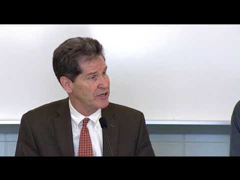 Applying a Business Model to Public Higher Education - A Speakers Forum