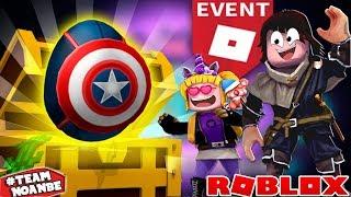 Get Egg Captain America ? New Roblox Egg Hunt Event 2019 Avengers