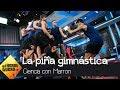 Cristina Pedroche alucina con 21 gimnastas sobre un metro cuadrado - El Hormiguero 3.0