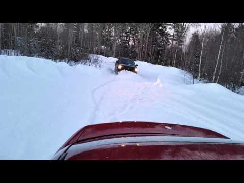 2015 Maine storm vs DR Redi Plow Plus Snowsport snow sport plow Redi-plow