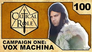 Happy 100th episode! Vox Machina make their way to the mysterious s...
