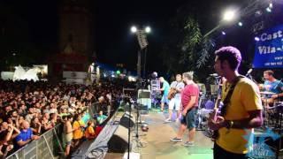 13. Cabassades - Concert plaça de la Vila de Gràcia 2016