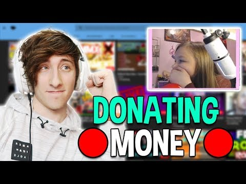 DONATING MONEY TO ROBLOX JAILBREAK STREAMERS LIVE!