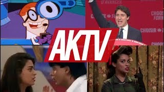 AKTV - EP08 (DUBS - Dexter, Friday, Lilly, Trudeau, Scary Movie)