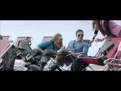 Force Majeure Official Clip Burn (2014) - Kristofer Hivju, Lisa Loven Kongsli HD