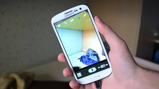 Samsung Galaxy S3 Slow Motion Camera App (Enable Slow Motion Video Recording)(How to enable slow motion video recording on the Samsung Galaxy S3 by installing a modded camera app. You can record slow motion videos like the Galaxy ..., 2015-01-17T14:52:28.000Z)
