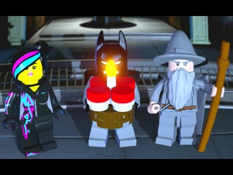 LEGO Dimensions Walkthrough Part 9 - LEGO Portal