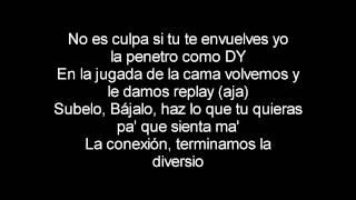Sábado rebelde - Plan B Ft. Daddy Yankee (Letra / Lyrics)