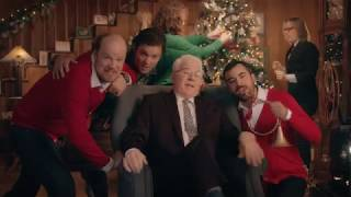 """Steve Martin and the Steep Canyon Rangers - """"Strangest Christmas Yet"""" (Official Video)"""