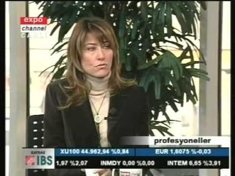 Expo Channel - Profesyoneller - Elif Dağdeviren - 01.02.2006