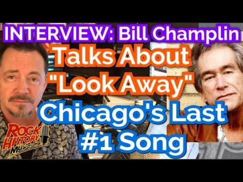 Why Bill Champlin Sang Lead Vocals On Chicago's Look Away & Other Diane Warren Songs