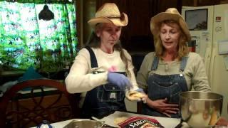 Cheap/easy Stuffed Prepper Bread Rolls/kolache