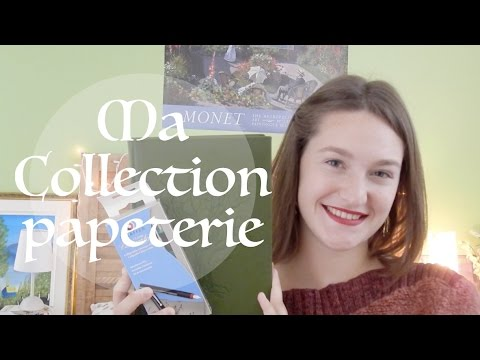 Ma collection: Papeterie + Surprise!
